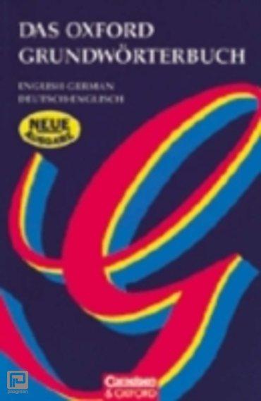 Das Oxford Grundworterbuch : English-German, Deutsch-Englisch