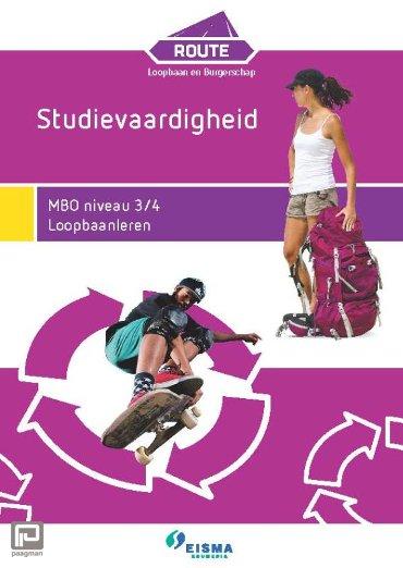 Studievaardigheid / MBO niveau 3/4; Loopbaanleren - Route