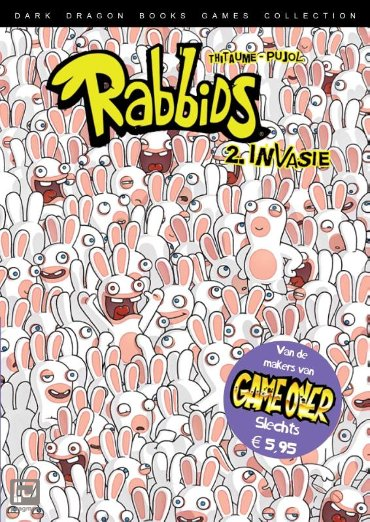 Invasie - Rabbids