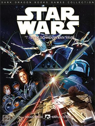 Starwars / 3 van 3 In de schaduw van Yavin - Games Collection