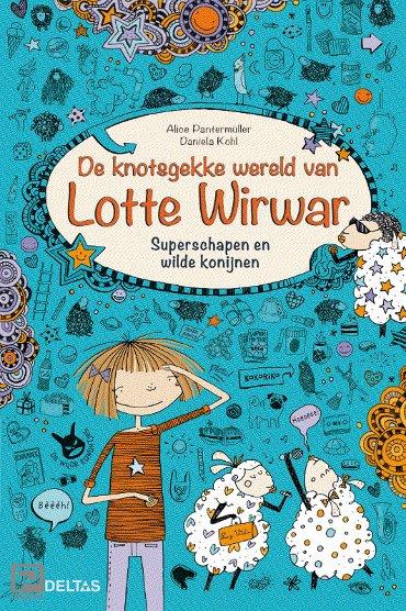 Superschapen en wilde konijnen - Lotte Wirwar
