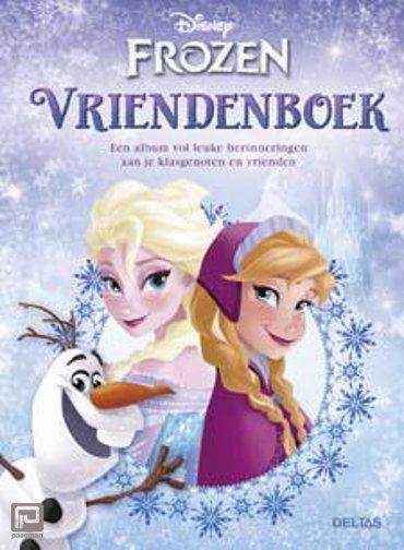 Frozen vriendenboek - Disney Violetta