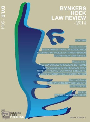 Bynkershoek law review / 2014