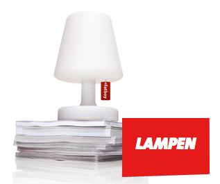 Fatboy lampen, bij Paagman beschikbaar.