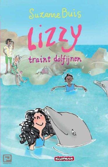 Lizzy traint dolfijnen. - Lizzy