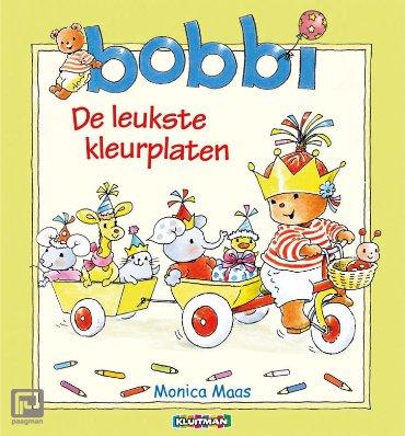 Bobbi kleurboek