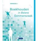 Boekhouden in balans / 1 Eenmanszaak / Werkboek - In Balans