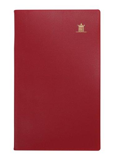 Agenda 2021 Ryam memoplan 7 staand Suprema bordeaux