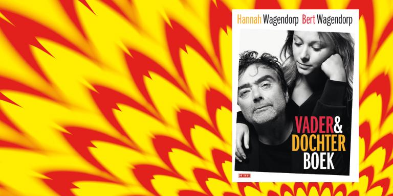 Hannah en Bert Wagendorp