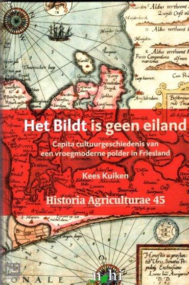 Het Bildt is geen eiland - Historia agriculturae