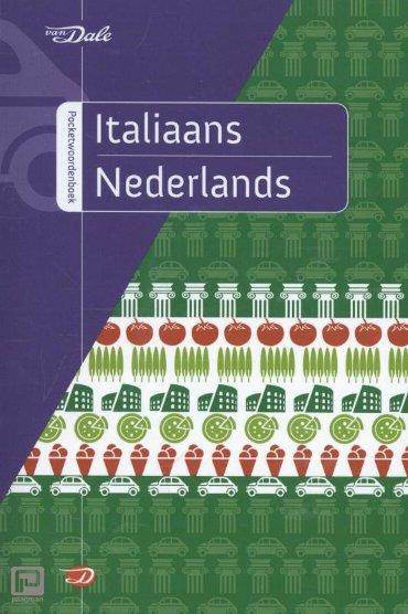 Van Dale pocketwoordenboek Italiaans-Nederlands - Van Dale pocketwoordenboek