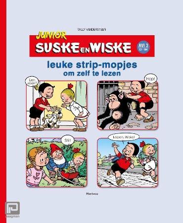Leuke strip-mopjes om zelf te lezen / AVI-leesniveau 3?E3 - M4 - Junior Suske en Wiske