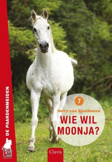 Wie wil Moonja? - De paardenmeiden