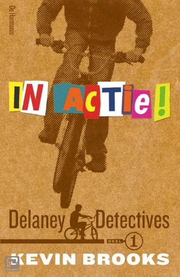 Delaney detectives in actie! / 1