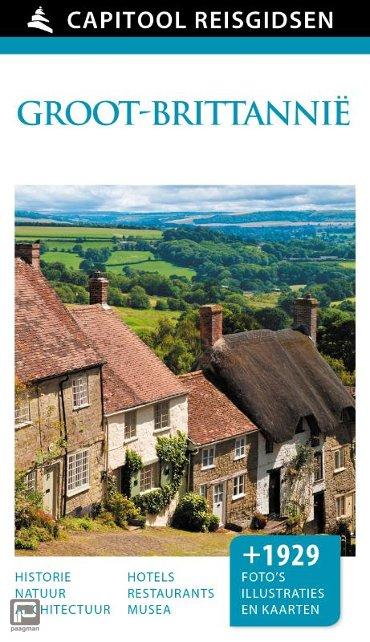 Groot-Brittannië - Capitool reisgidsen