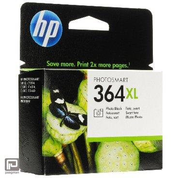 Inktcartridge HP CB322EE 364XL foto zwart HC