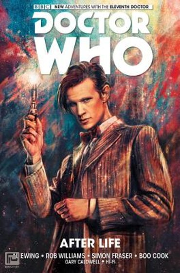 Doctor Who: The Eleventh Doctor 1
