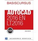 Basiscursus AutoCAD 2016 en LT 2016 - Handboek