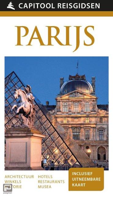 Parijs - Capitool reisgidsen