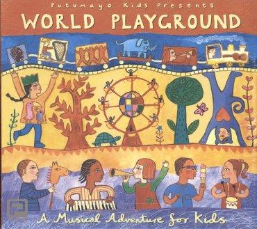 World playground - Putumayo kids present