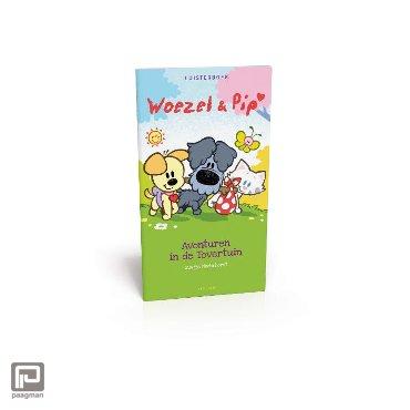 Woezel & Pip - Avonturen in de Tovertuin [CD] - Woezel & Pip
