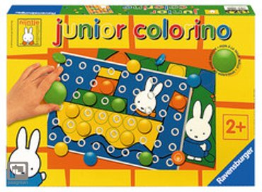 Nijntje junior Colorino Miffy