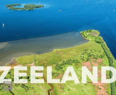 De bovenkant van Zeeland