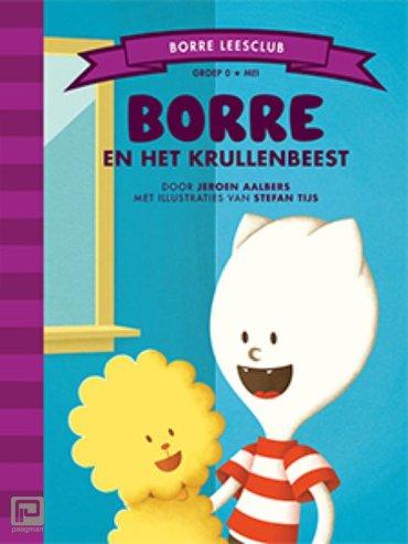 Borre en het krullenbeest - Borre Leesclub