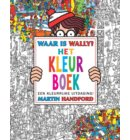 Het Kleurboek - Waar is Wally