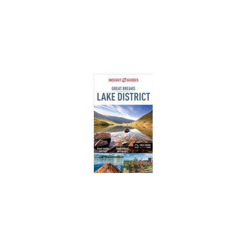 Afbeelding van Insight Guides: Great Breaks Lake District