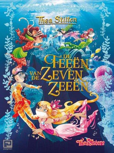 De feeën van de Zeven Zeeën - Thea Sisters
