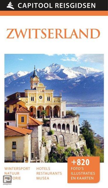 Zwitserland - Capitool reisgidsen