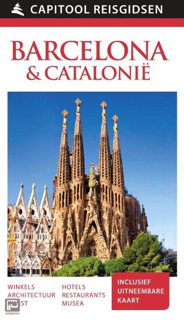 Barcelona & Catalonië - Capitool reisgidsen