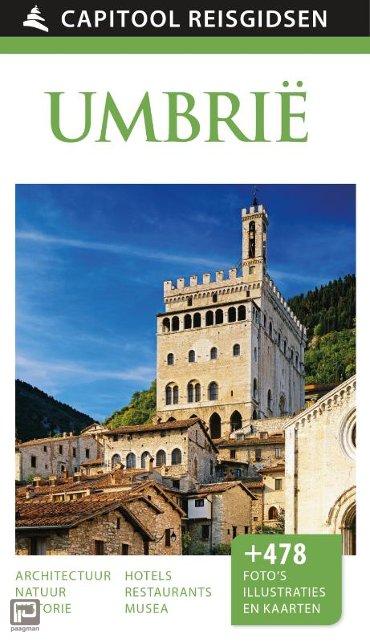 Umbrië - Capitool reisgidsen