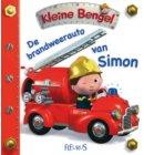 De brandweerauto van Simon - Kleine Bengel