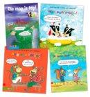 Pakket Moppenboeken groep 3 (4 titels) - Moppenboeken