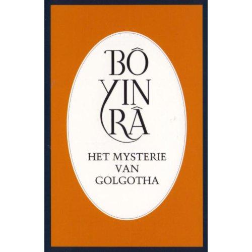 Afbeelding van Het mysterie van Golgotha