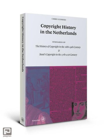 Copyright history in the Netherlands