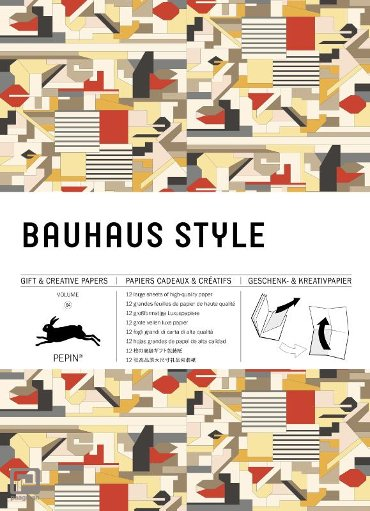 Bauhaus style / Volume 64 - Gift & creative papers