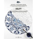 Delft - Artists' colouring book
