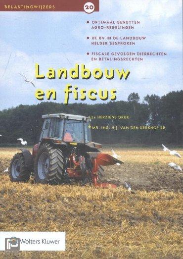 Landbouw en fiscus - Belastingwijzers