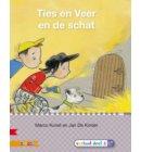 Ties en Veer en de schat / AVI E3 - Veilig leren lezen