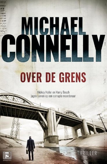Over de grens - Harry Bosch