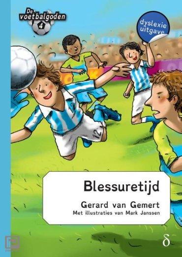 Blessuretijd - De voetbalgoden