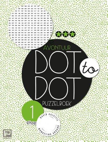 Dot to dot puzzelboek / Avontuur deel 1
