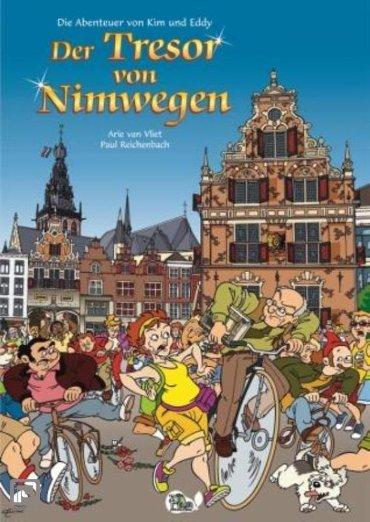 Der Tresor von Nimwegen - De avonturen van Kim & Eddy