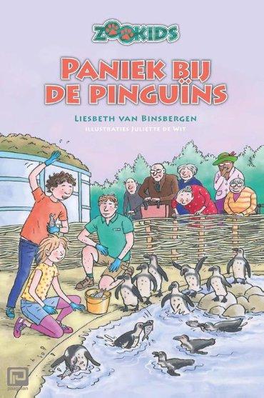 Paniek bij de pinguïns - Zookids
