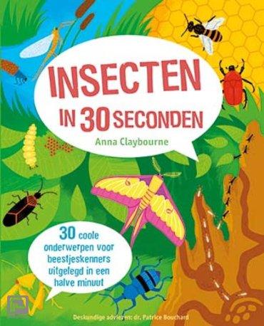 Insecten in 30 seconden