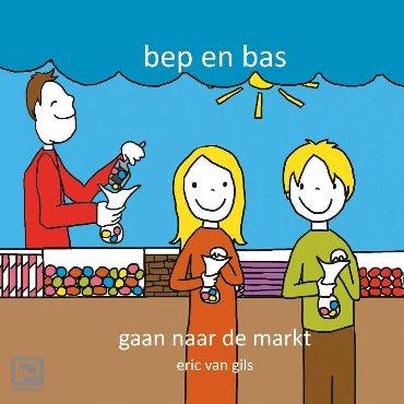 Bep en Bas gaan naar de markt - Bep en Bas