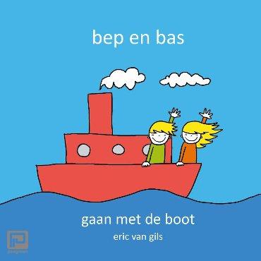 Bep en Bas gaan met de boot - Bep en Bas
